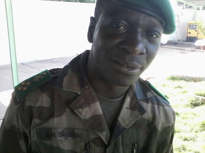 La procédure se poursuit à l'encontre l'ex-capitaine Sanogo. Habibou Kouyate / AFP