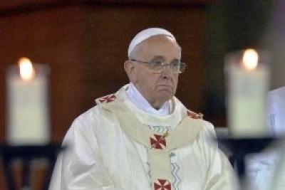 Le Pape fustige les chrétiens tristes et à l'esprit pharisien