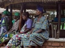 En RDC, des femmes auraient été emmenées au Liban pour devenir des esclaves sexuels. AFP / Adia Tshipuku