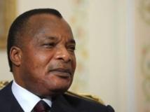 Les enquêteurs ont établi que 250 000 euros avaient été dépensés pour des chemises brodées aux initiales de Denis Sassou Nguesso (photo). Alexsey Druginyn/RIA Novosti