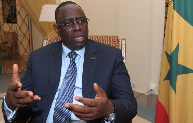 Le président Sall : « Le Sénégal sera toujours debout et son armée avec, pour faire face à toutes les menaces »