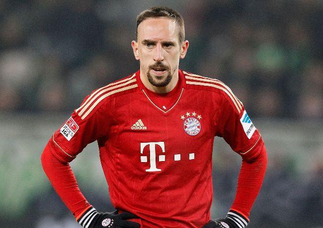 FIFA Ballon d'Or, Robben : «Ribéry le mérite»