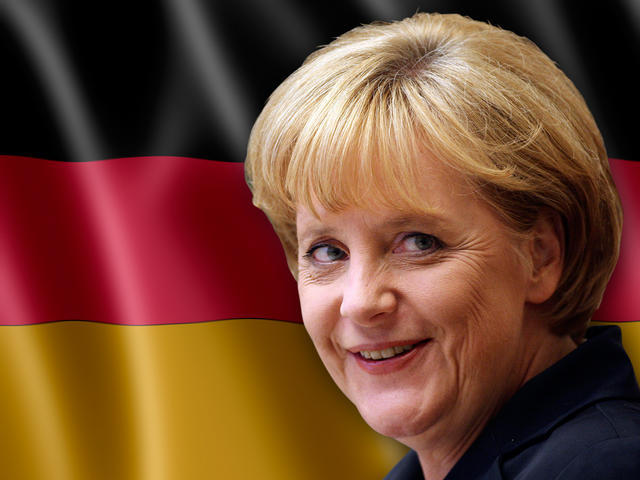 Angela Merkel, réélue Chancelière de l'Allemagne pour la 3ème fois