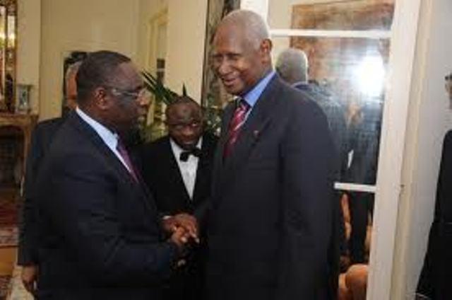 Abdou Diouf fête ses noces d'or, Président Macky Sall,  l'invité d'honneur