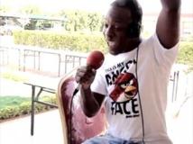 Smarty lors de l'enregistrement de l'émission «Couleurs Tropicales» en 2012.