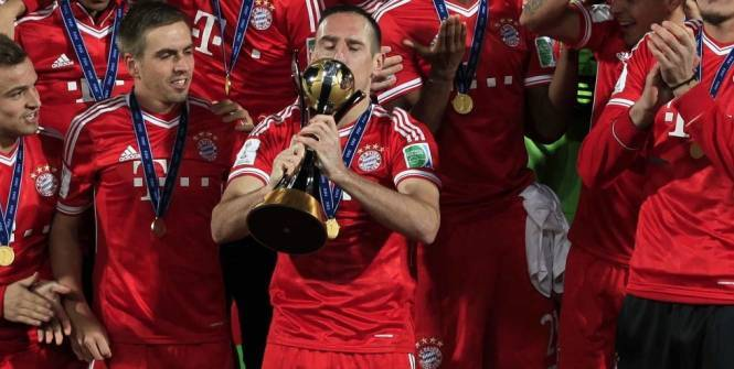 Ribéry au top, Rémy encore muet
