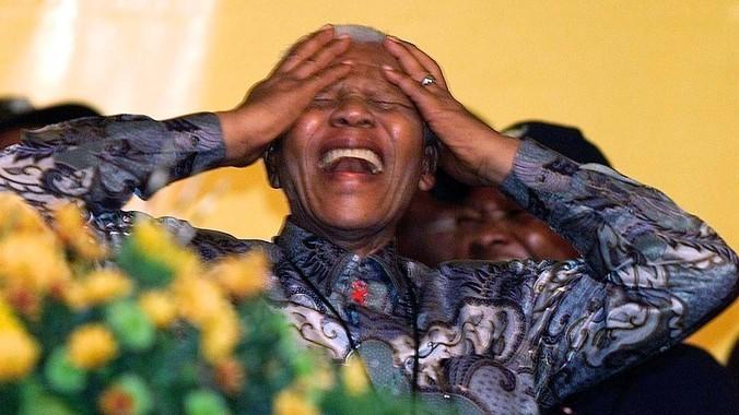 Hommage à Mandela pour Baaba Maal