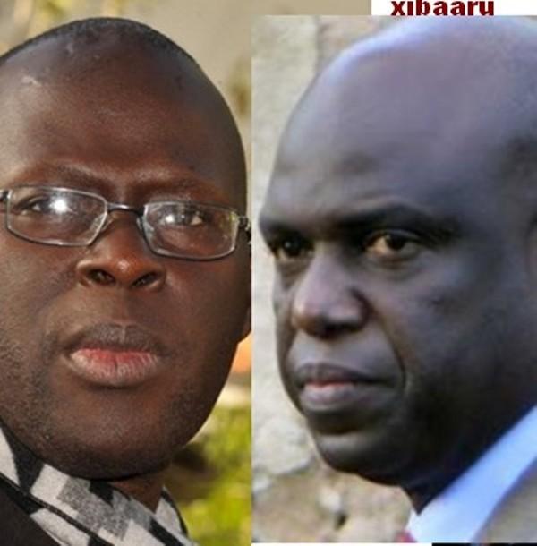 Sant-Louis-risque de télescopage entre Cheikh Bamba Dieye et Mansour Faye : la police en alerte