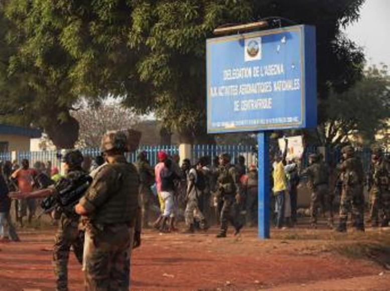 Centrafrique: nouvelle journée de violences à Bangui