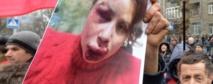 Une journaliste ukrainienne brutalement agressée
