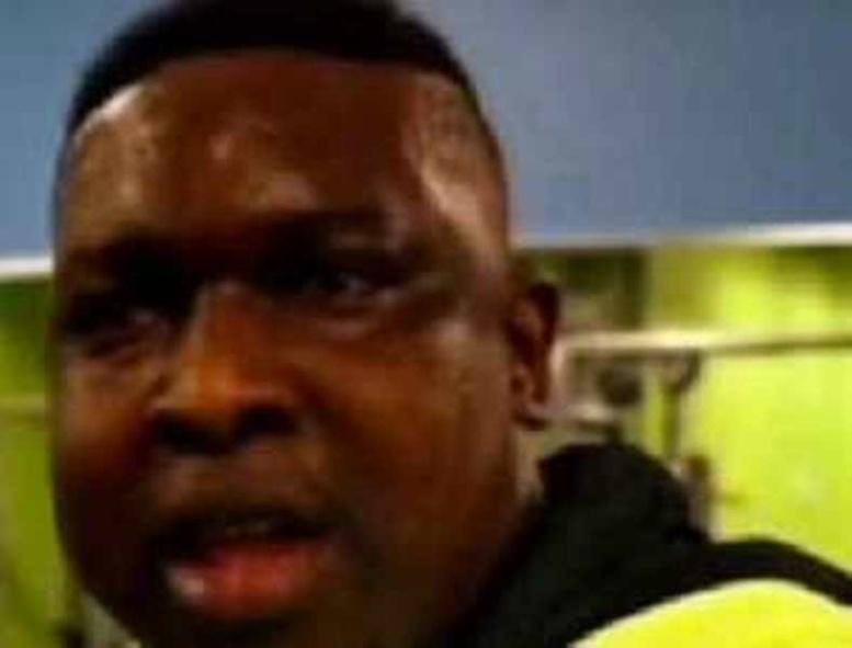 De retour des Etats-Unis : Gouye Gui affiche ses 130 kg et menace Zoss