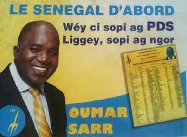 La fédération départementale du PDS de Dagana veut une journée « région morte »