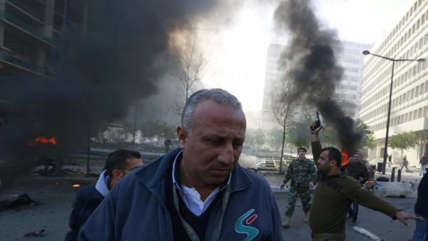 Liban: attentat à la voiture piégée devant le siège du Premier ministre