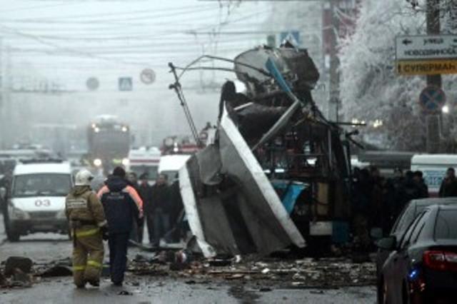Les rebelles islamistes du Caucase sèment la terreur en Russie.  Double attentat kamikaze en 24 Heures à Volgograd