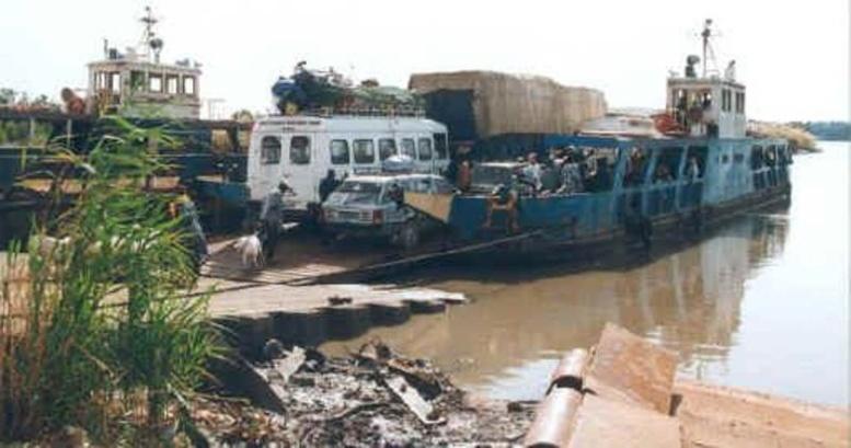 La frontière entre le Sénégal et la Gambie bloquée