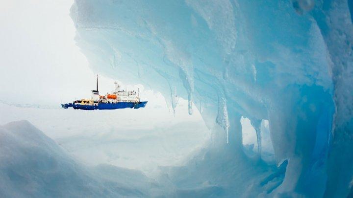 Antarctique : l'évacuation des passagers du navire russe a débuté