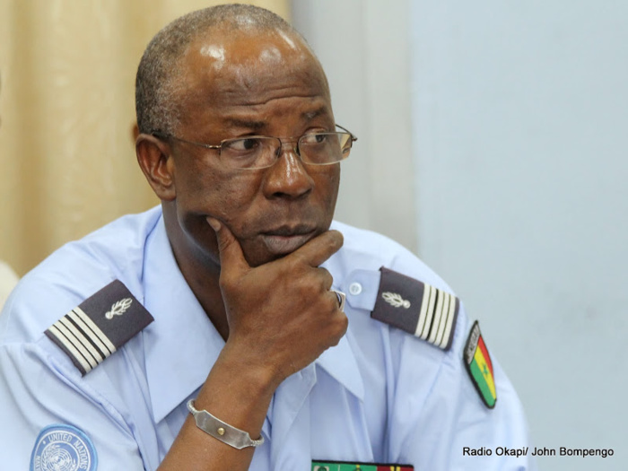 Le nouveau Haut commandant de la Gendarmerie, Général Mamadou Gueye Faye traque les mauvais comportements