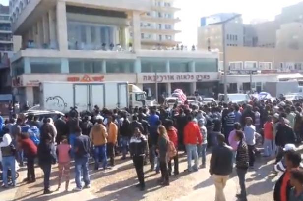 Israël: les réfugiés africains se disent traités «comme des criminels»