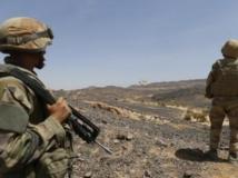 Pour le numéro 2 des forces Serval, les objectifs de la mission française au Mali ont été atteints. AFP PHOTO / KENZO TRIBOUILLARD