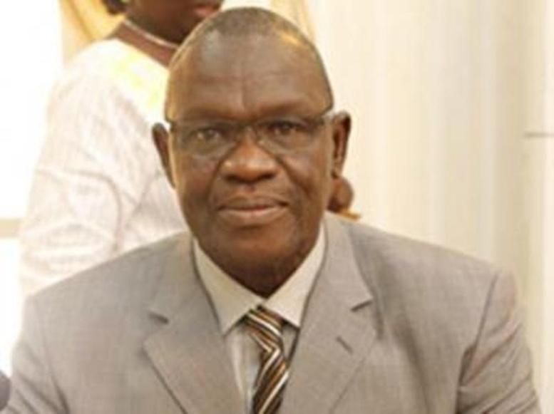 Mohamed Ali Bathily, ministre malien de la Justice. DR