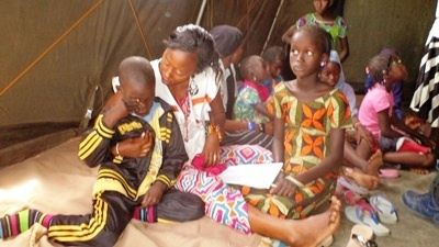 Tivaoune: 88 enfants égarés remis à leurs parents