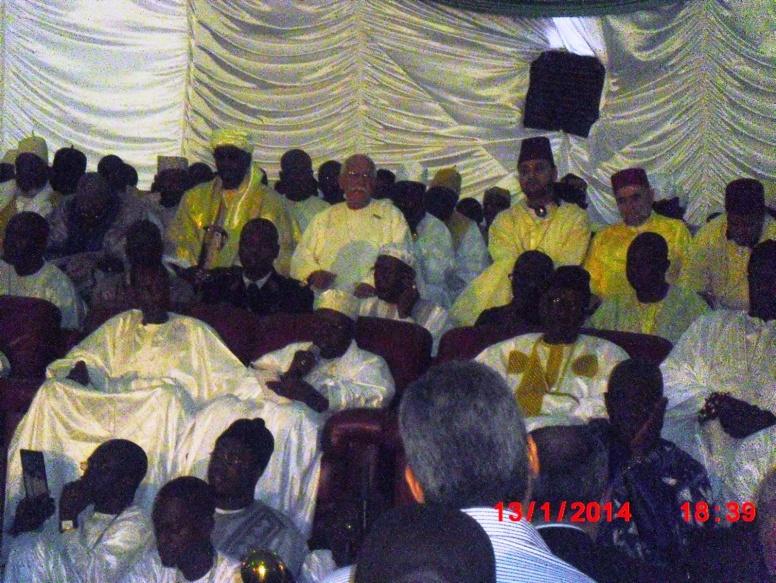 Tivouane : Al Amine magnifie l'appui du gouvernement