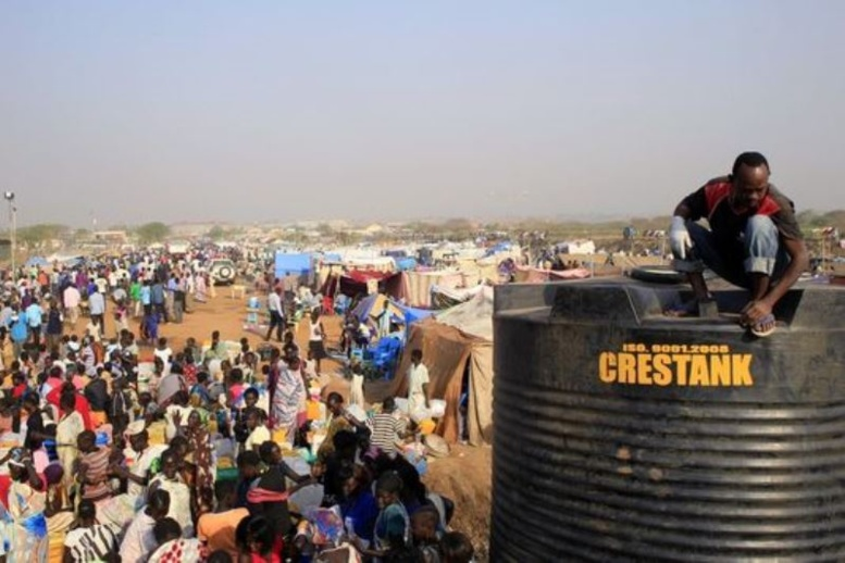 Soudan du Sud: entre 200 et 250 civils se noient en fuyant les combats