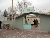 Le siège de l'association IHH à Kilis. L'ONG est soupçonnée d'être associée à al-Qaïda. AFP PHOTO/OZAN KOSE