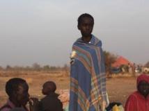 L'ONU estiment à 400 000 le nombre de déplacés à travers tout le pays. REUTERS/Andreea Campeanu