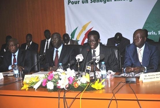 Le Projet Sénégal Emergent embarque le secteur privé à Paris pour le Groupe Consultatif