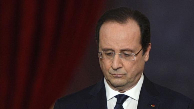 François Hollande : «Des coups, j'en ai pris très tôt»