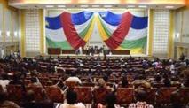 Centrafrique : l'élection du nouveau président de la transition aura lieu lundi