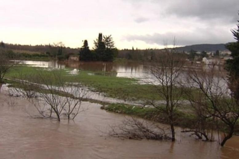 Pluies intenses dans le Var : 2 morts et une personne portée disparue