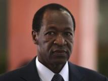 Le président burkinabè et médiateur dans la crise malienne, Blaise Compaoré. REUTERS/Noor Khamis