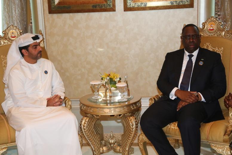 Abu Dhabi: le président Sall au Forum sur les énergies du futur