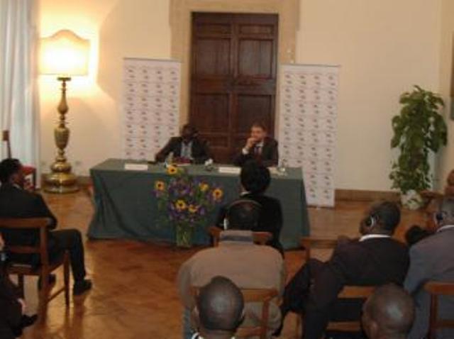 Centrafrique: à Rome, Sant'Egidio œuvre pour la réconciliation