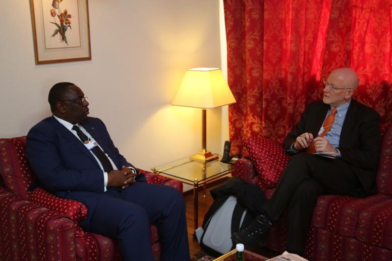 La Fondation Bill Gates soutient le Plan Sénégal Emergent
