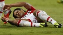 Officiel: ligaments croisés et une coupe du monde à risque pour Falcao, une indisponibilité de 6 mois en vue !!!