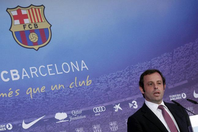 Clap de fin pour Rosell au Barça