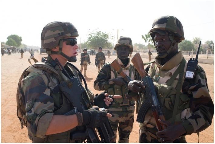 """Mali: 11 jihadistes tués dans une opération de """"contre-terrorisme"""""""