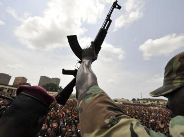 Côte d'Ivoire: près de 1300 militaires de retour d'exil