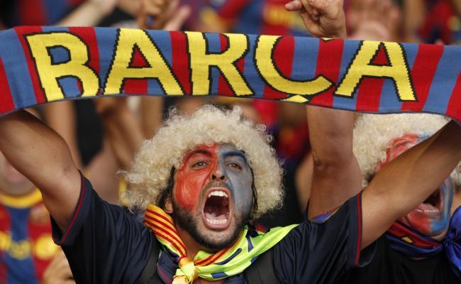 Barcelone, retour au foot ?