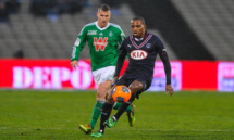 Football, Ligue 1 Bordeaux douche Saint-Etienne