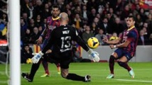 Liga, 21e j : le Barça cartonne Malaga et reprend la tête