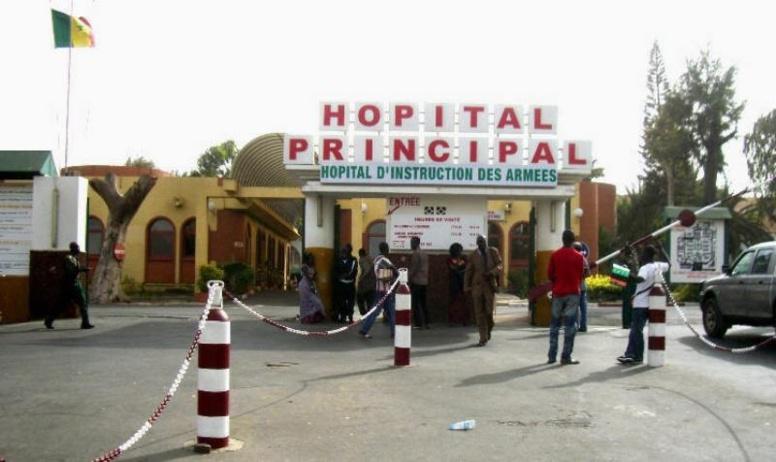 22 millions volés à l'hôpital Principal : la Section de Recherches (SR) de Colobane activée