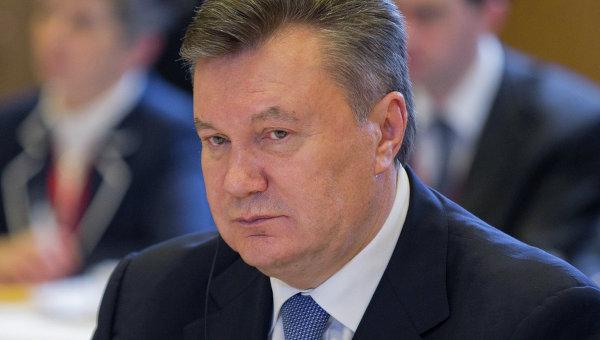 Le président Viktor Ianoukovitch est en congé maladie annonce la présidence ukrainienne