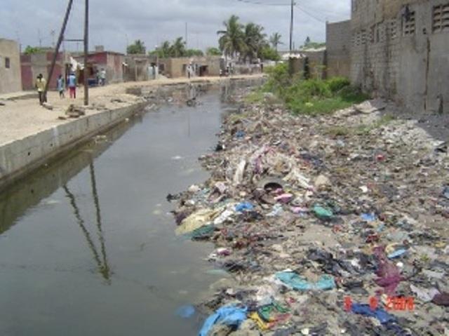 Le Risque de diarrhée hante les populations de Gédiawaye.