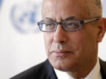 Le Primier ministre libyen Ali Zeidan REUTERS/Denis Balibouse/Files