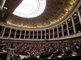 Des députés socialistes et écologistes, déçus de la «reculade» du gouvernement veulent déposer plusieurs propositions de loi. REUTERS/Gonzalo Fuentes