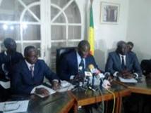 Acte 3 de la décentralisation: les présidents de régions déclarent la guerre à Macky